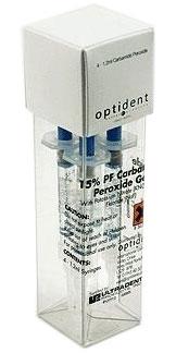 Optident Pf Teeth White Whitening Gel 10 4 Pack